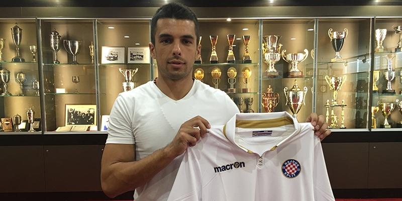 Josip Kvesić potpisao za Hajduk!