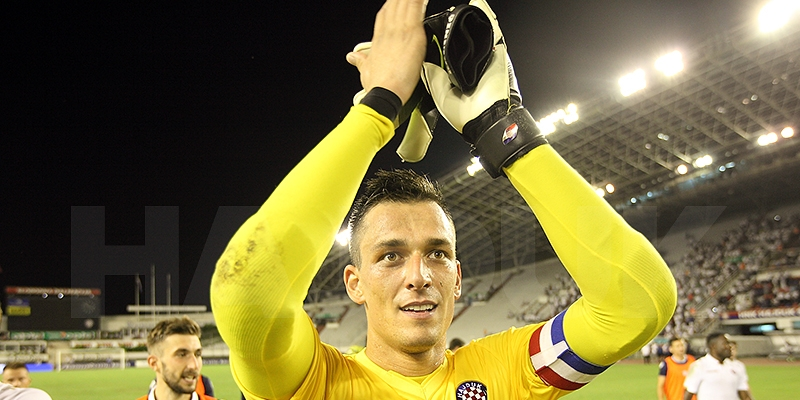 Kalinic extended contract with Hajduk till 2021!