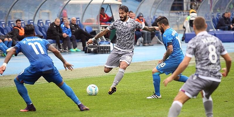 Zagreb: Dinamo (Z) - Hajduk 0:0