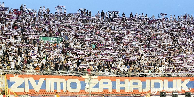 Derbi na Poljudu: Hajduk protiv Dinama u posljednjem kolu jesenskog dijela