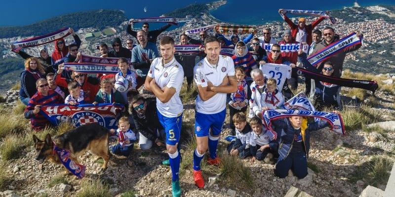 Svi na makarsku Rivu: Družite se i fotografirajte s igračima Hajduka