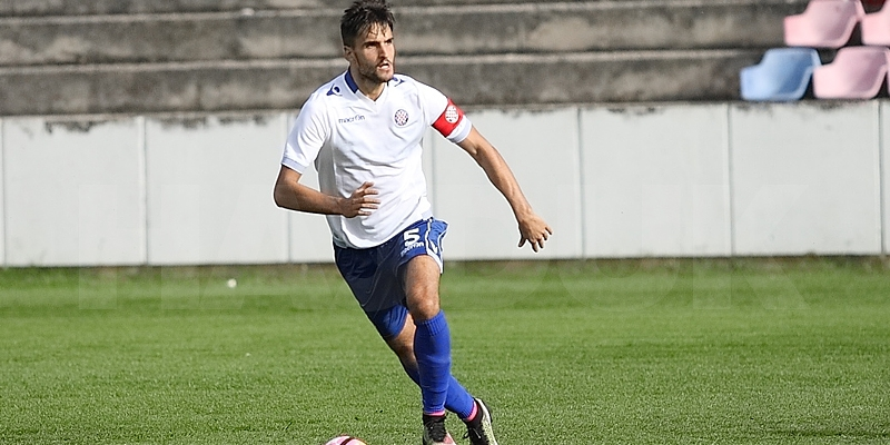 Hajduk II slavio u prijateljskom dvoboju protiv ONK Metkovića