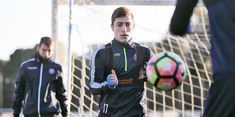 Hajduk će u petak i subotu trenirati u Dugom Ratu