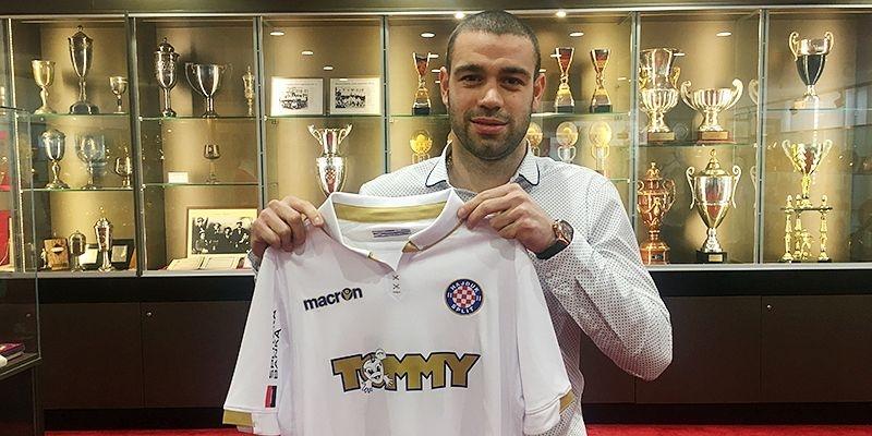 Georgi Terziev novi je igrač Hajduka!