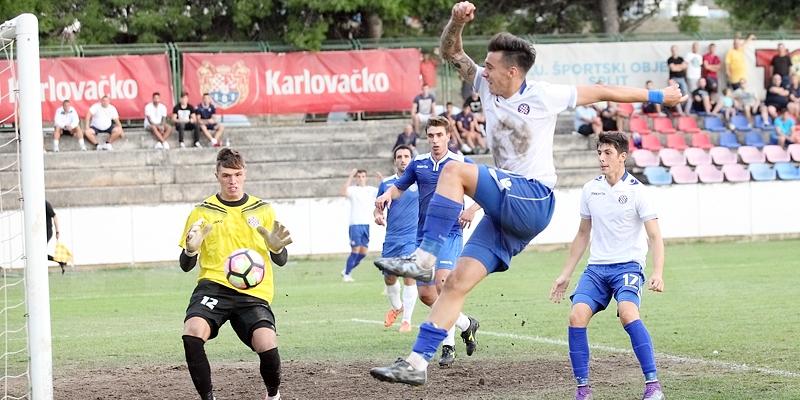 Danas na novoj umjetnoj travi utakmica Hajduka II i juniora