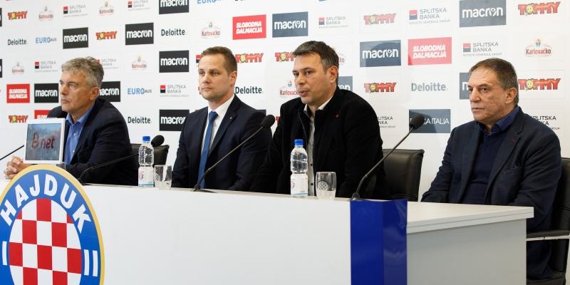 Pozajmica Hajduka splitskom sportu