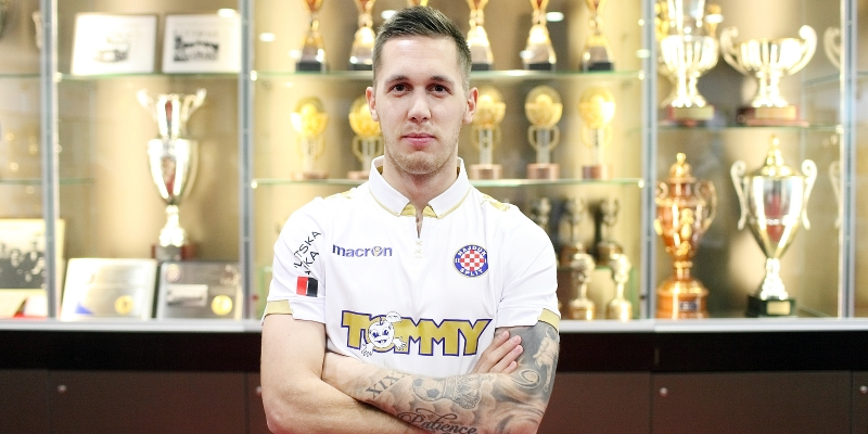 Edin Sehic has joined Hajduk!