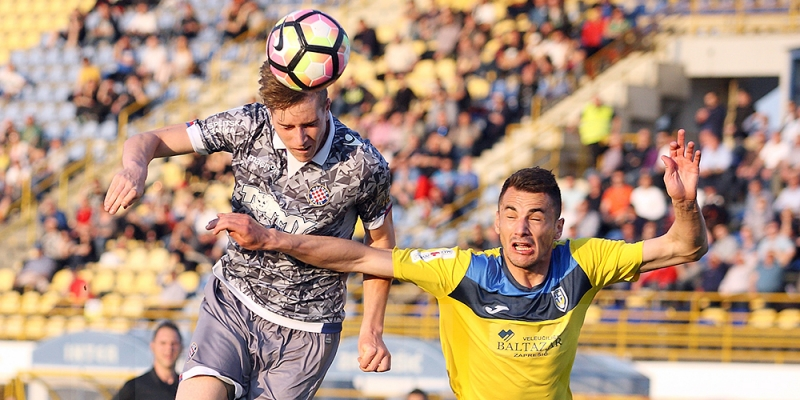 Međusobni omjeri Hajduka i Intera u MAXtv Prvoj ligi