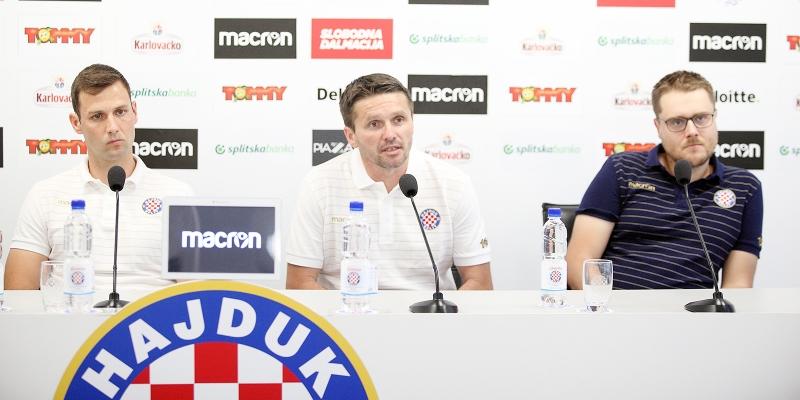Konferencija za medije uoči trostrukog finala Kupa za mlađe kategorije