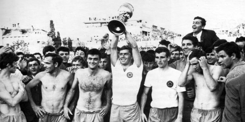 Prije 50 godina Hajduk je osvojio prvi Kup u povijesti