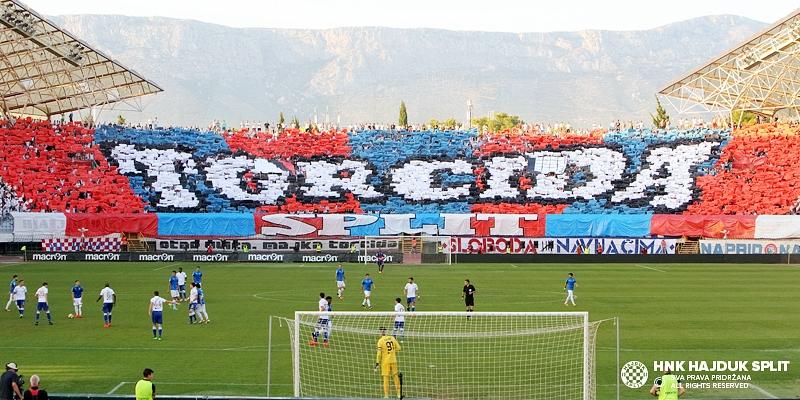 Hajduka na Poljudu u prosjeku gledalo preko 11 tisuća ljudi