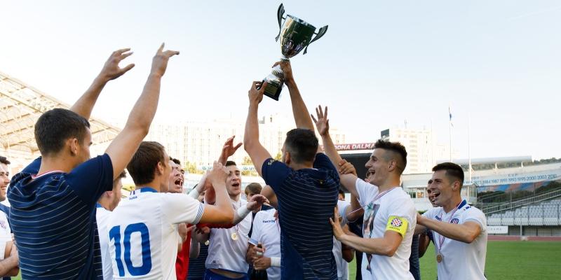 Impresivna sezona Hajduka II: Uvjerljiva dominacija druge momčadi Bijelih