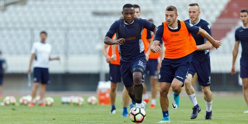 Nogometaši Hajduka odradili prvi trening priprema uoči nove sezone!