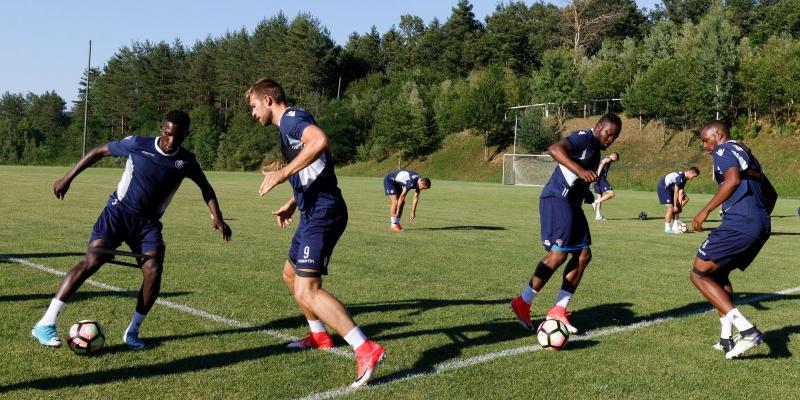 Hajdukovci stigli na Pohorje i odradili prvi trening