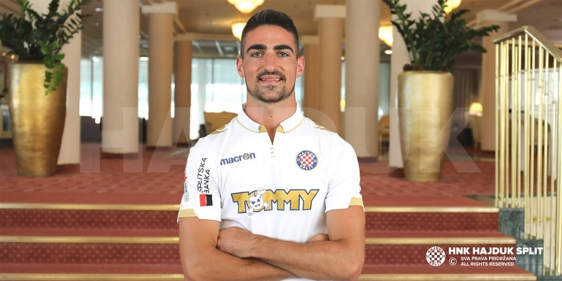 Borja López novi je igrač Hajduka!