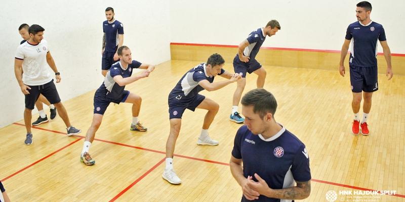 Aktivacijskim treningom Bijeli započeli drugi tjedan priprema na Pohorju!
