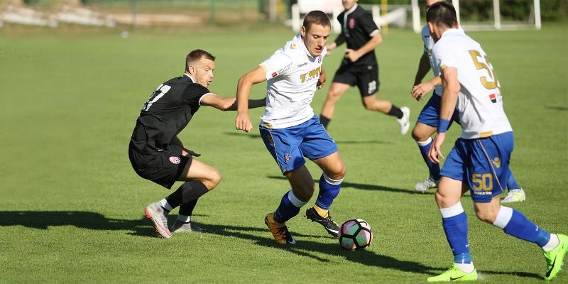 Hajduk - Zorya 0:1