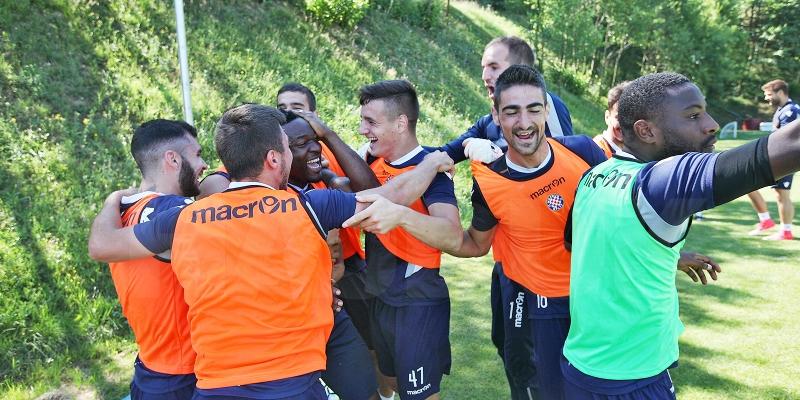 Deseti dan priprema: Carrillovi igrači odradili prvi od dva današnja treninga