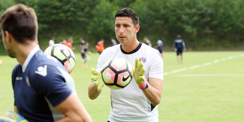 Trener vratara Tihomir Bulat o formi vratarskog trojca uoči početka sezone...