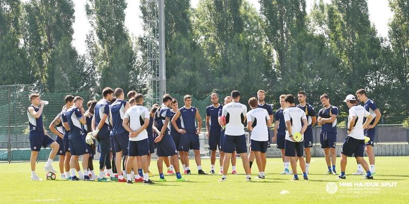 Hajdukovci zaključili pripreme na Pohorju!