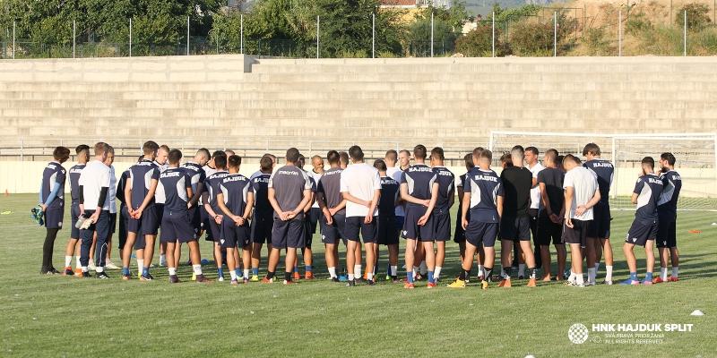 Hajduk II krenuo s pripremama za novu sezonu