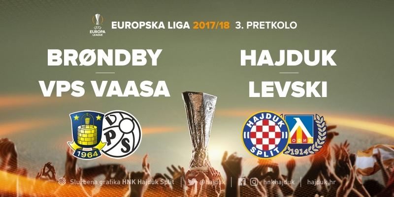 Prođu li Levski, Bijeli idu na pobjednika susreta Brøndby - Vaasa