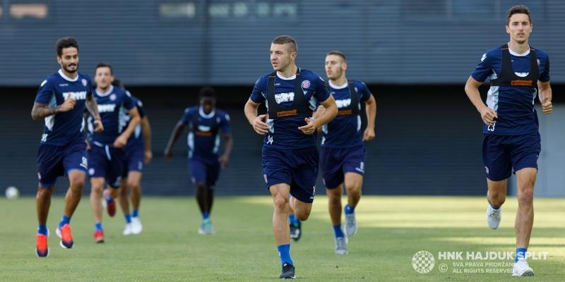 Slijedi Lokomotiva: Hajdukovci se pripremaju za početak domaćeg prvenstva