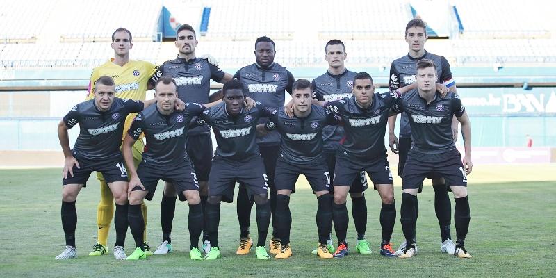 Maksimir: Lokomotiva - Hajduk 1:3