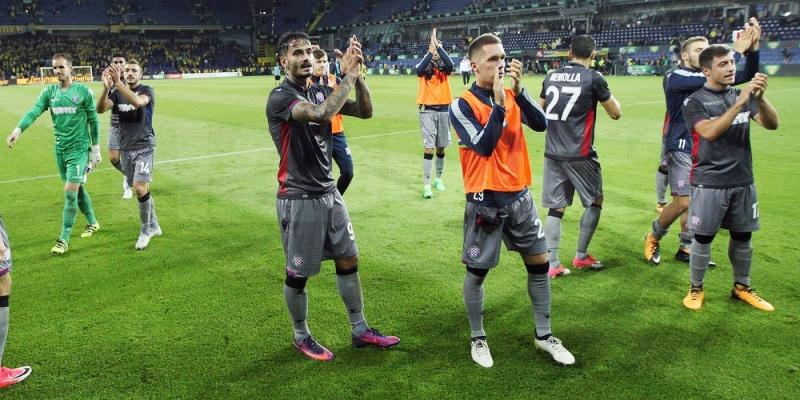 Fotogalerija najzanimljivijih trenutaka ogleda Brøndby - Hajduk