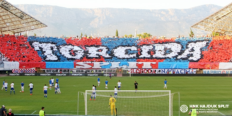 Hajduk's appeal partly accepted: against Brondby with supporters at Poljud! • HNK Hajduk Split