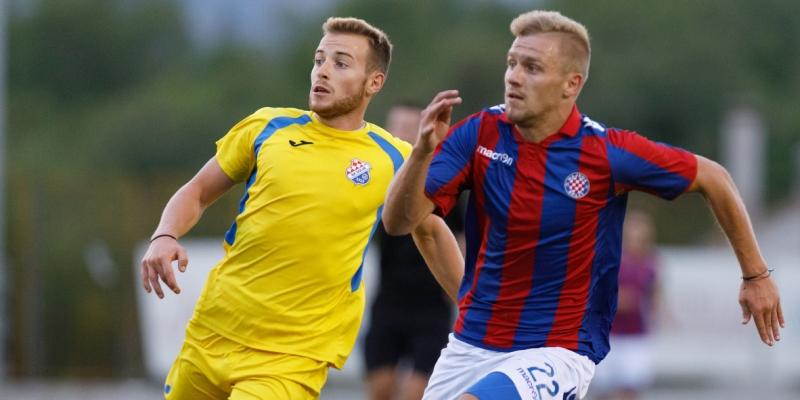 Hajduk II slavio u pripremnoj utakmici protiv Vareša