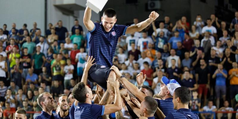 Ante Erceg dobitnik nagrade Hajdučko srce za sezonu 2016/17!