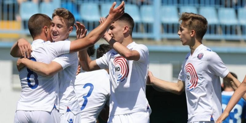 Petorici Bijelih poziv za U-16 reprezentaciju