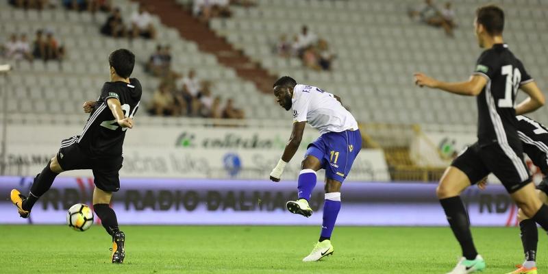 Split: Hajduk - Slaven B. 1:0