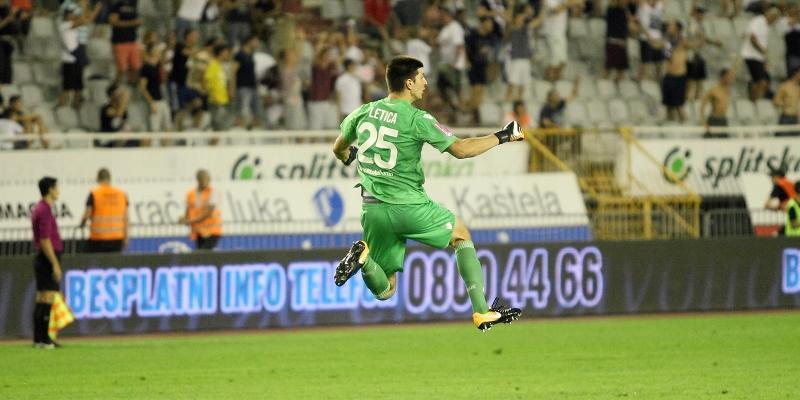 Karlo Letica: Hvala momčadi što mi je priuštila najbolji mogući debi