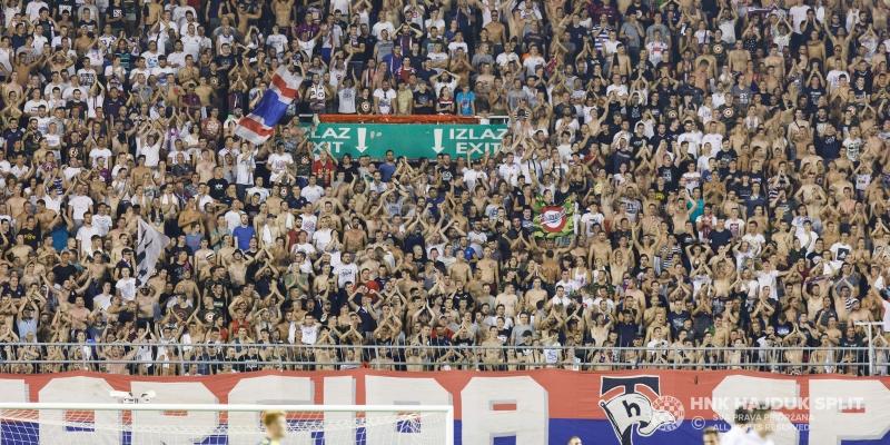 Hajduk - Everton: Nedjelja posljednji dan prodaje ulaznica po povlaštenim cijenama