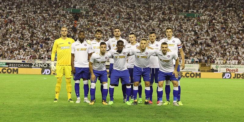 Split: Hajduk - Everton 1:1