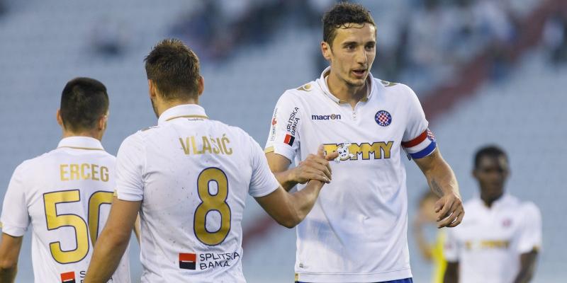 Seven Hajduk players on international duty