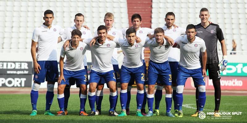 Druga momčad Bijelih danas na Poljudu dočekuje Dinamo II
