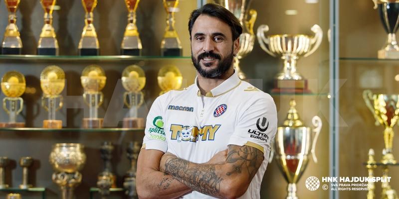 Portugalski napadač Hugo Almeida potpisao za Hajduk!