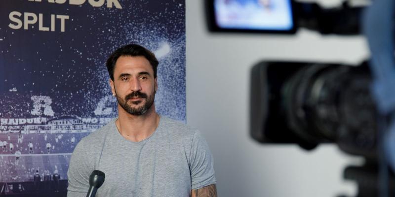 Hugo Almeida: ''Veselim se nedjelji i premijeri u dresu Hajduka''