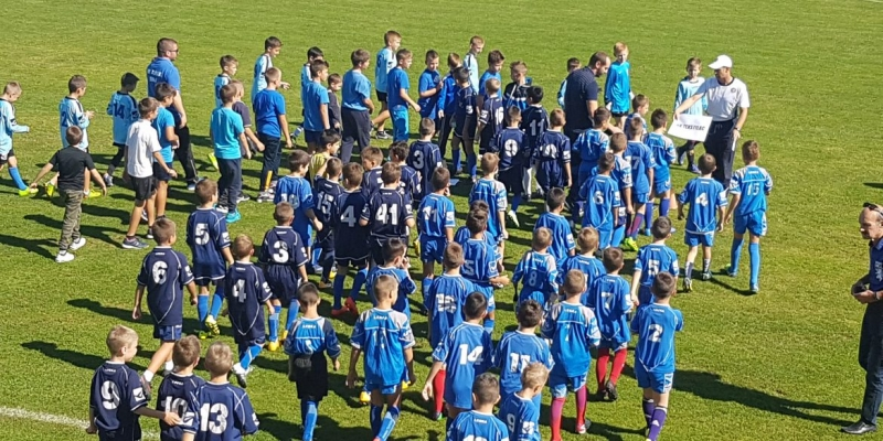 Hajduk i Junak u Sinju organizirali turnir klubova Cetinske krajine