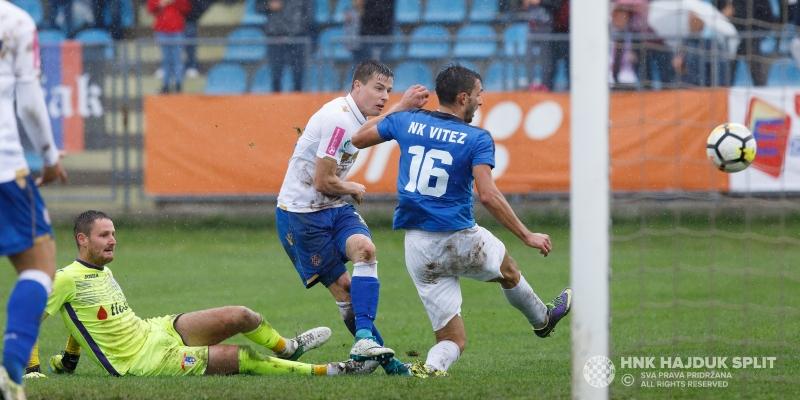 Vitez - Hajduk 0:3