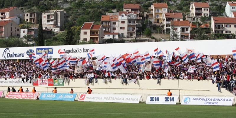U prodaji ulaznice za dvoboj Šibenika i Hajduka