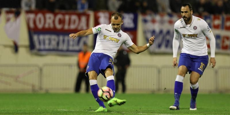 Šibenik: Šibenik - Hajduk 0:1
