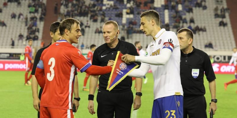 Split: Hajduk - Rudeš 2:3