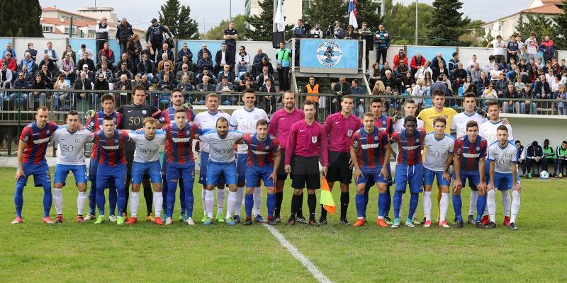 Tučepi: Jadran - Hajduk 0:5