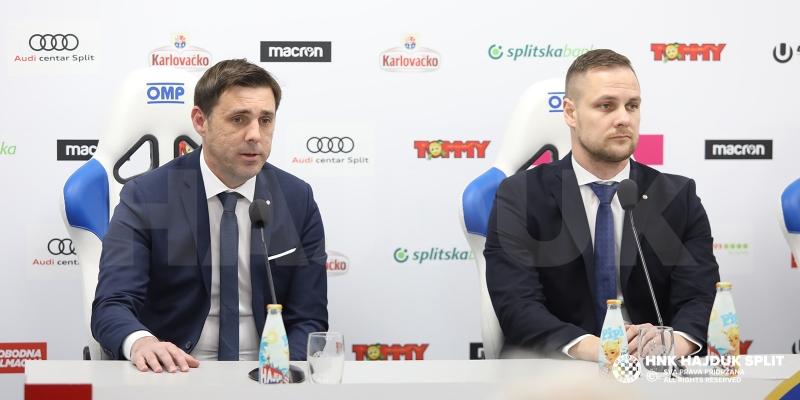 Željko Kopić je novi trener Hajduka!