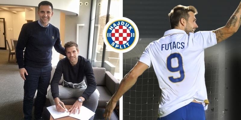 Marko Futacs produžio ugovor s Hajdukom!