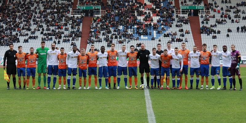 Prijateljska: Hajduk - Varteks 5:0